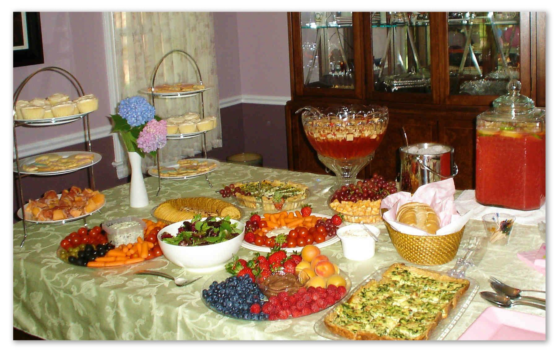 Food Festive BrunchPerfect for Motheru0027s Day Baby