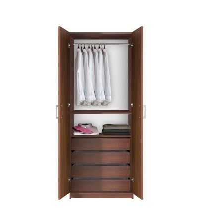 Bella Hanging Wardrobe Armoire Closet Wardrobe Pinterest