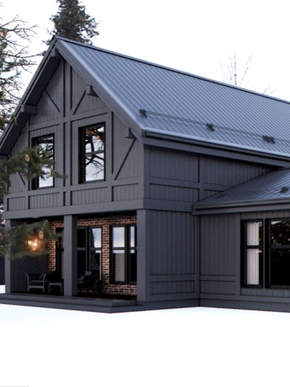 steel house designs are charming and cozy these beautiful homes can rh pinterest com
