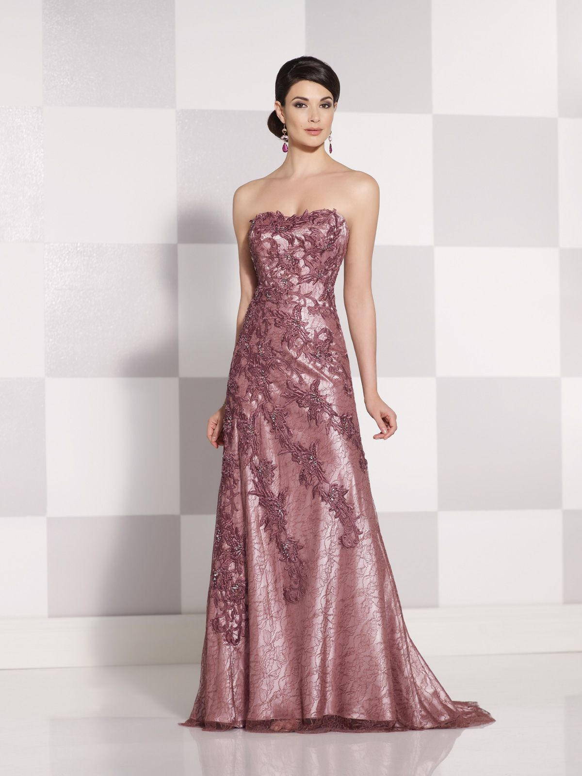 Wedding dress and jacket for guest  Cameron Blake Mother of the Bride Dresses u Dress Suits   Shawl