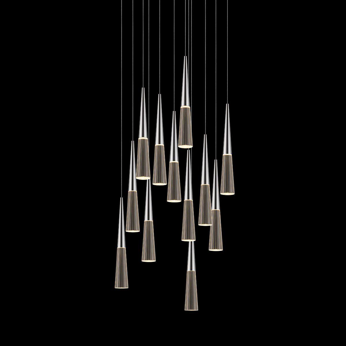 Photo of Sonneman 2945.01 Spire LED Pendant