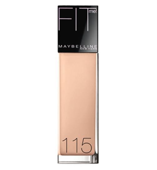 Maybelline Fit Me Foundation Flawless Skin, Beyond Matching - Boots  Maybelline Fit Me Foundation, Maybelline, Budget Makeup-2852
