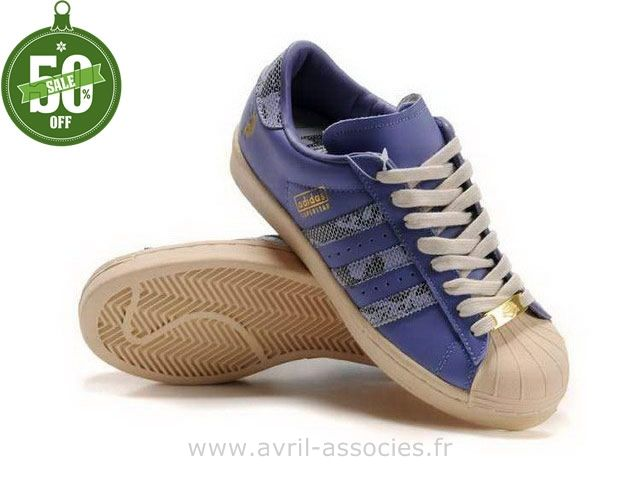 new arrivals 6d45b db69a Boutique Adidas Superstar 35e Anniversaire Chaussures Hommes Violet (Adidas  Superstar Blanche)