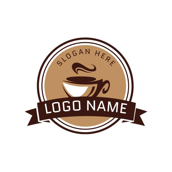 Itzikshoay I Will Design A Professional Elegant Logo For Your Business For 10 On Fiverr Com Cafe Logo Design Logo Maker Drinks Logo