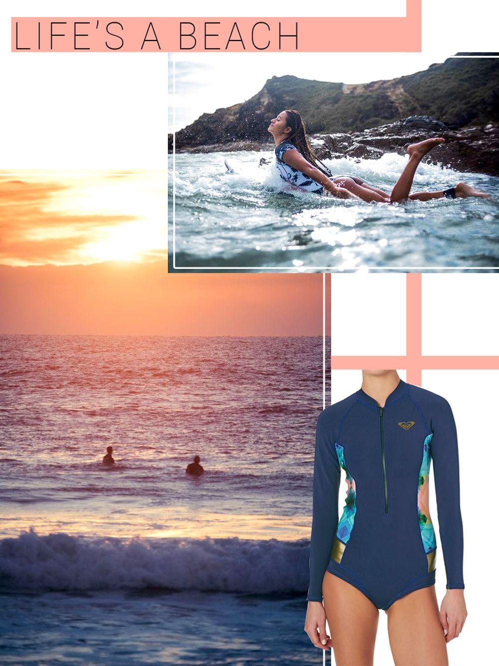 Surfing: Beach Life