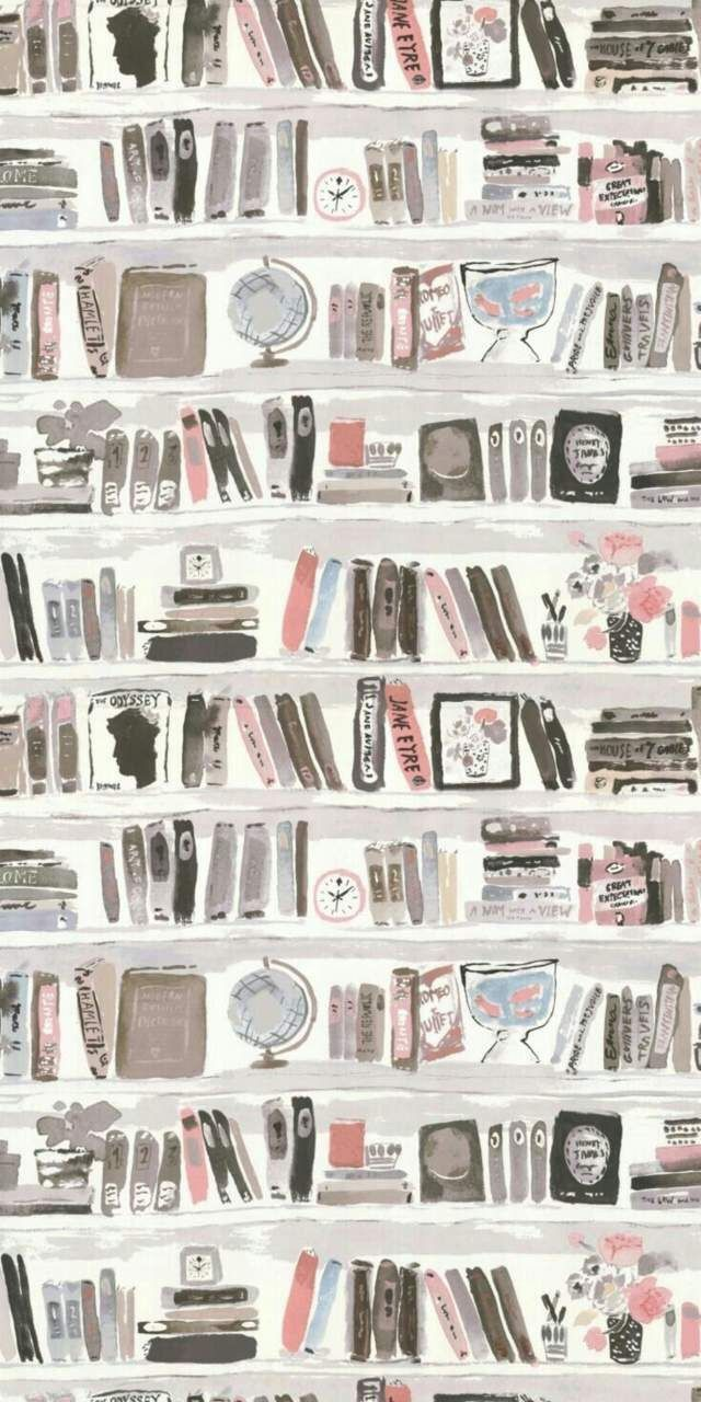 would love this as wallpaper in a powder room wallpaper book rh pinterest com