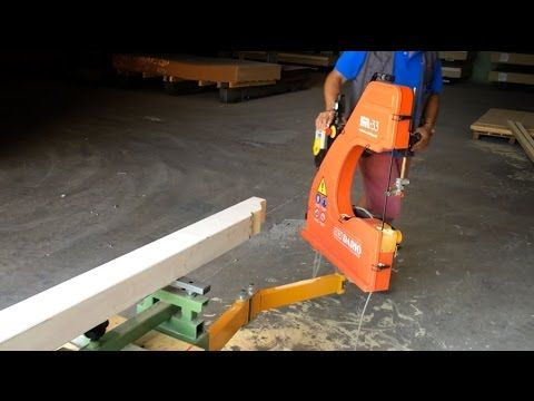 CRAZY Scrolling Bandsaw - Day 16/30 - YouTube