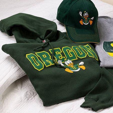 University of Oregon Ducks Baby and Toddler Cardigan Sweater