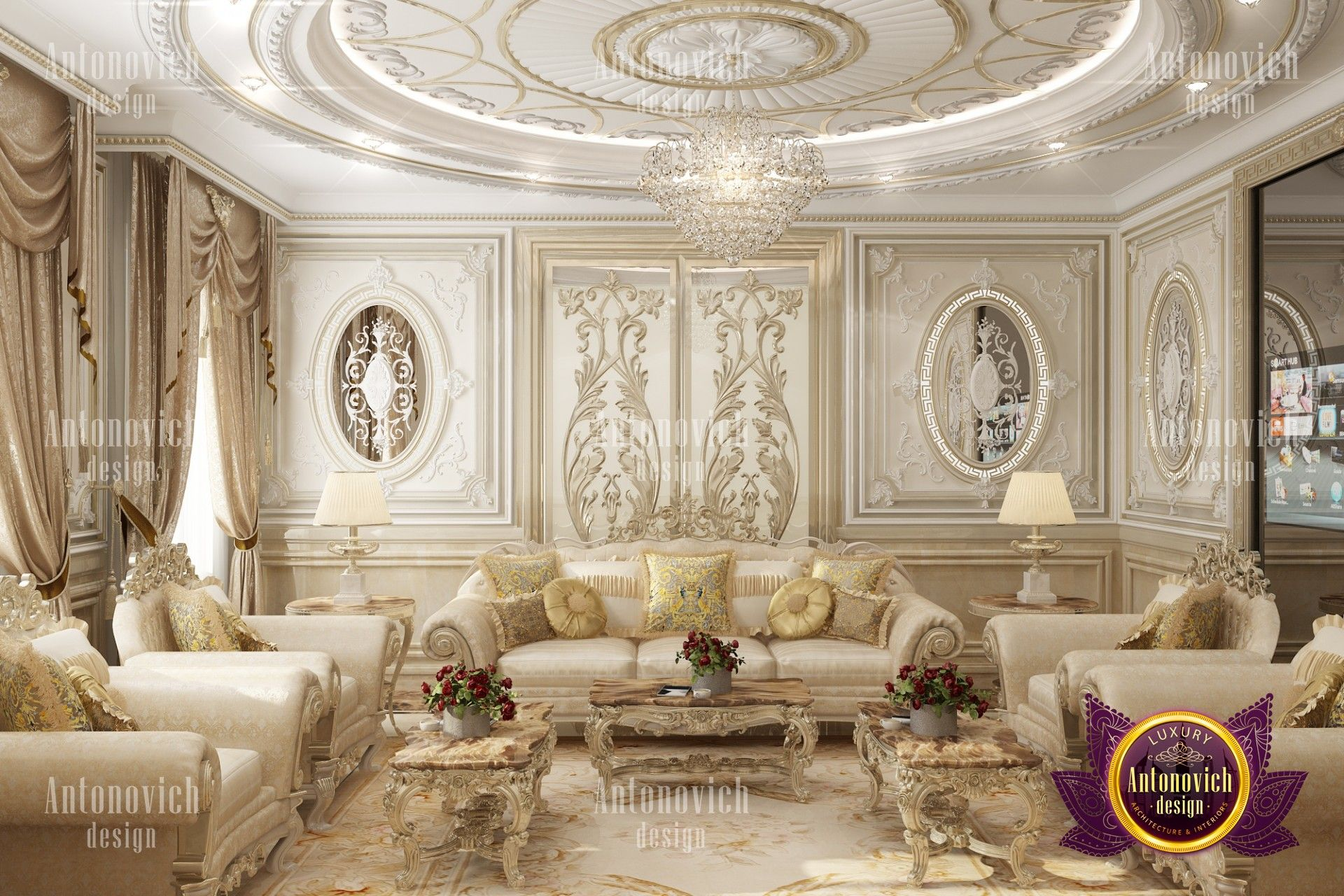 Luxurious Villa Interior In Abuja If You Are Looking For A