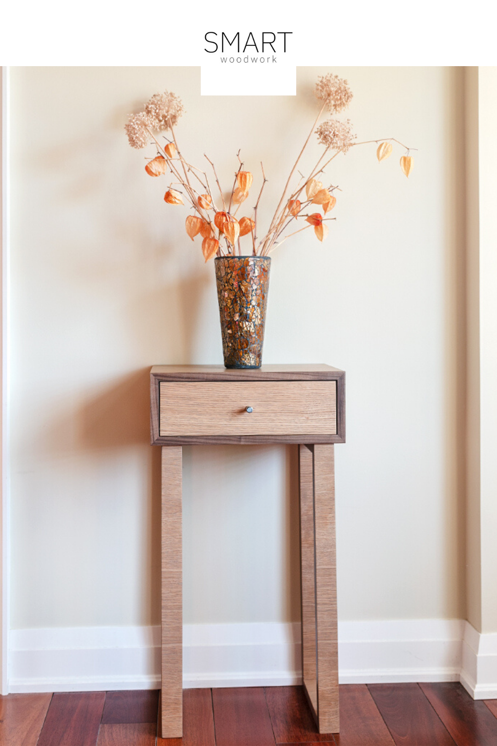 Entry Table With Drawer Console Table Narrow Entryway Table
