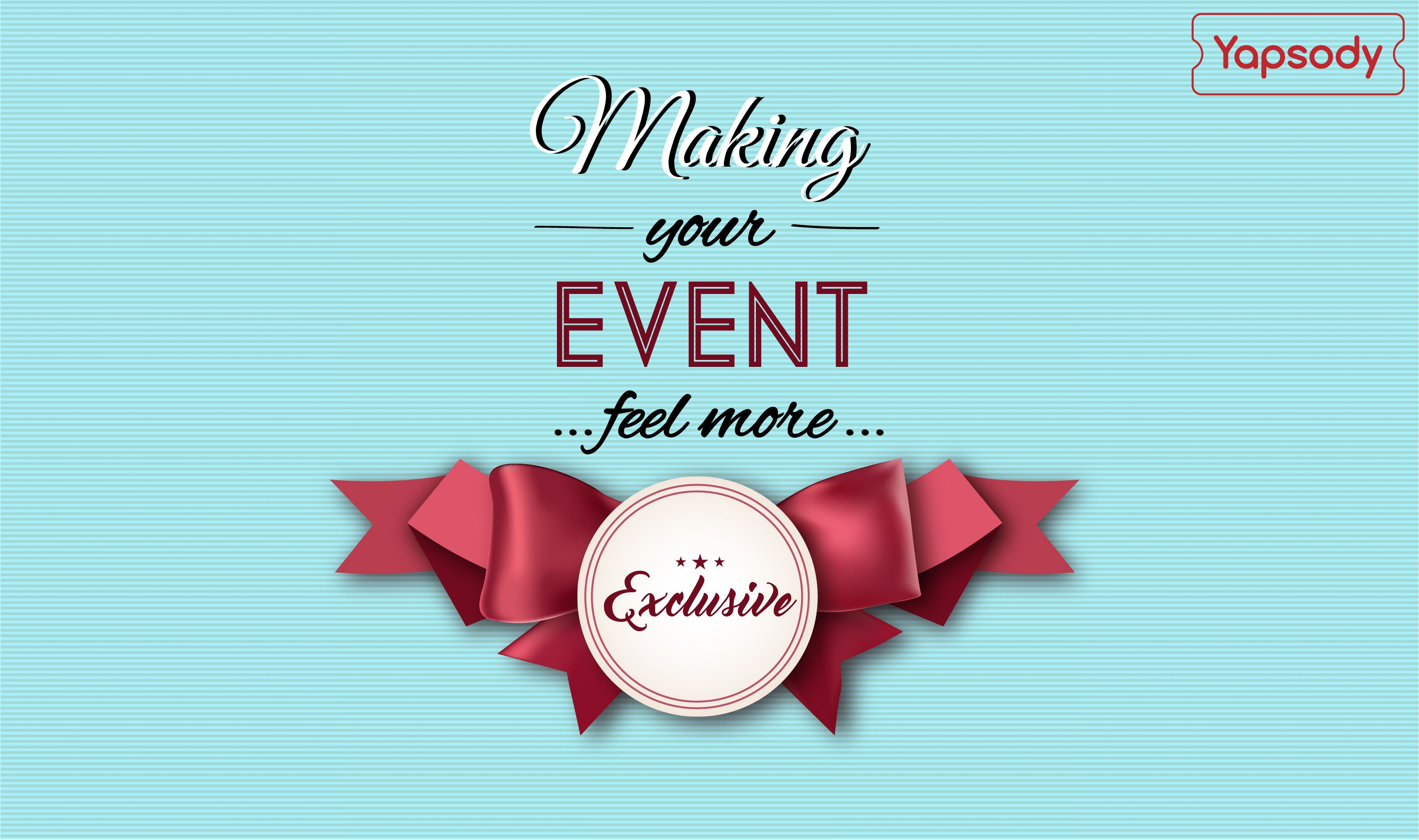 9 steps to making your event feel more exclusive eventmanagement