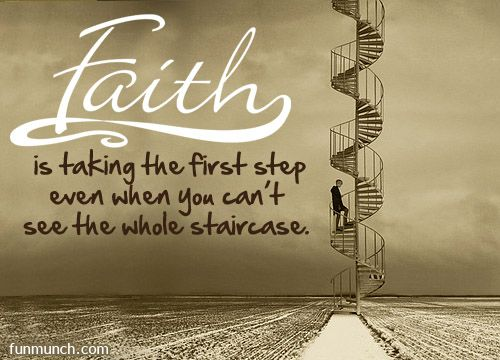 Quotes On Faith Keep On Keepin On Growing In Faith And Not In Fear  Pinterest .