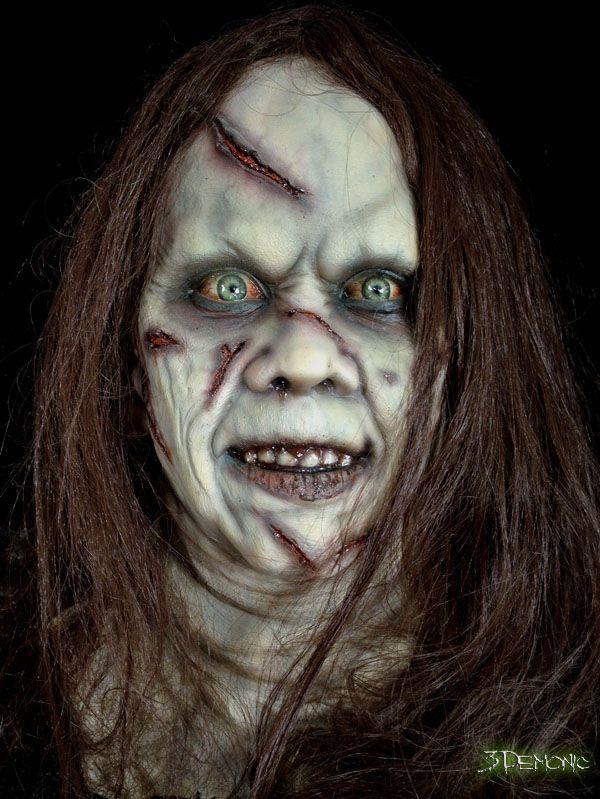 Linda Blair - Exorcist Bust 11 Linda Blair Pinterest Cine