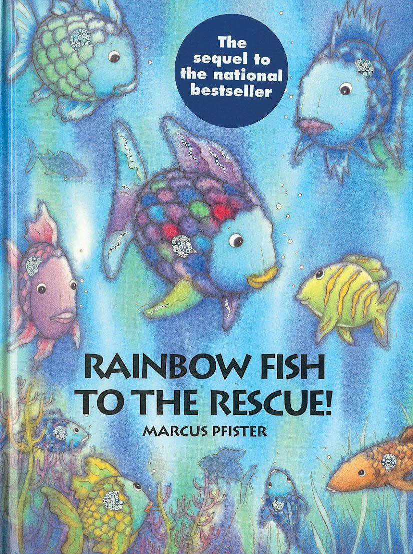 Rainbow Fish Book Read Online Childrens Book Rainbow Fish