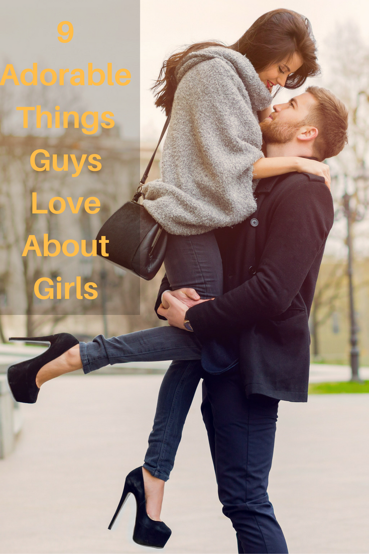 Of all the cute stuff girls do, here are the most adorable things guys always notice and love. Click on the photo and find out what those things are!