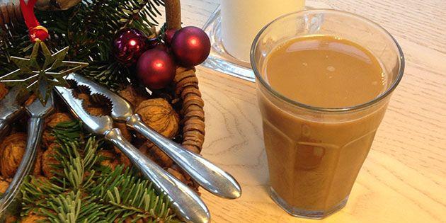 Dejlig julekaffe, der smager skønt af julens krydderier, og så er den tilmed supernem at lave.