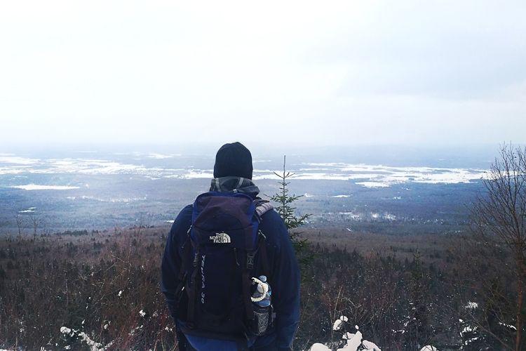 Parc régional Montagne du Diable dans les Laurentides