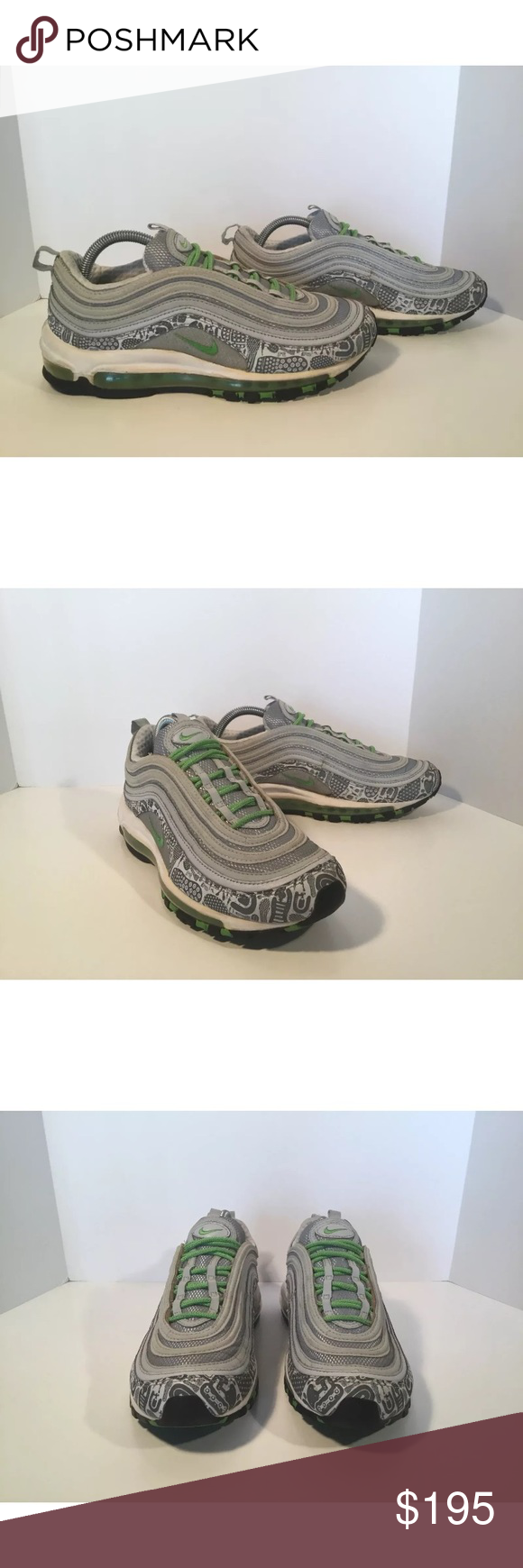 Nike Air Max 97 10.5 Size Athletic Shoes for Men for sale eBay