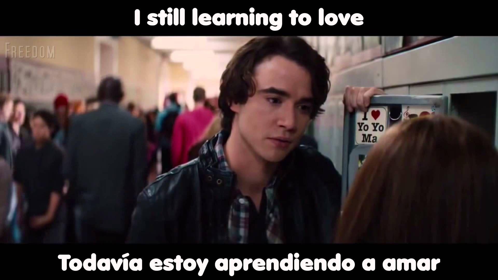 Say Something Ingles Espanol A Great Big World And Christina