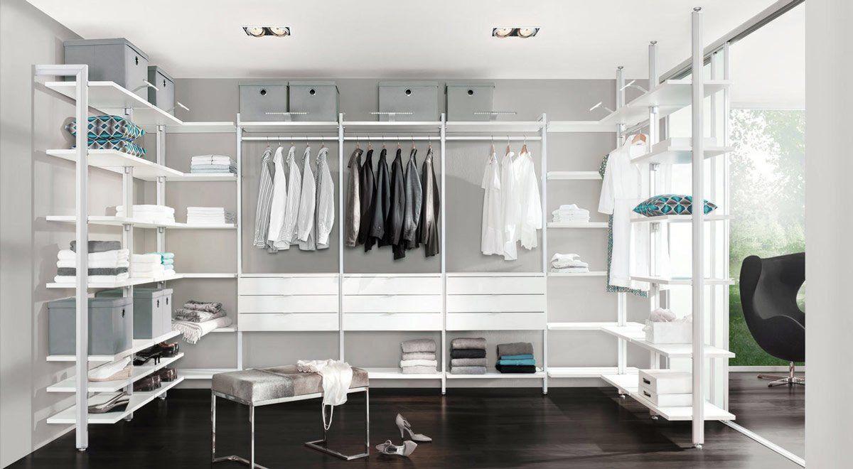 Clos It Walk In Systeme Vergleichen Regalraum Com In 2020 Begehbarer Kleiderschrank Schrank Design Begehbarer Kleiderschrank Design
