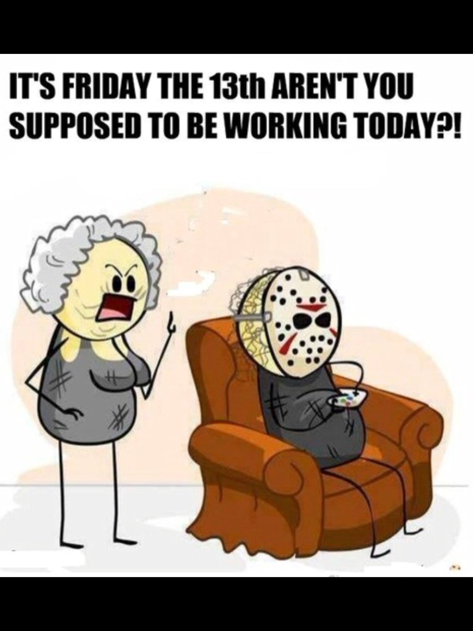 Happy Friday 13th Funny Quotes Wwwtopsimagescom