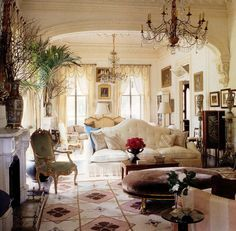 Richard Keith Langham S New Orleans Home Casa Bravura House