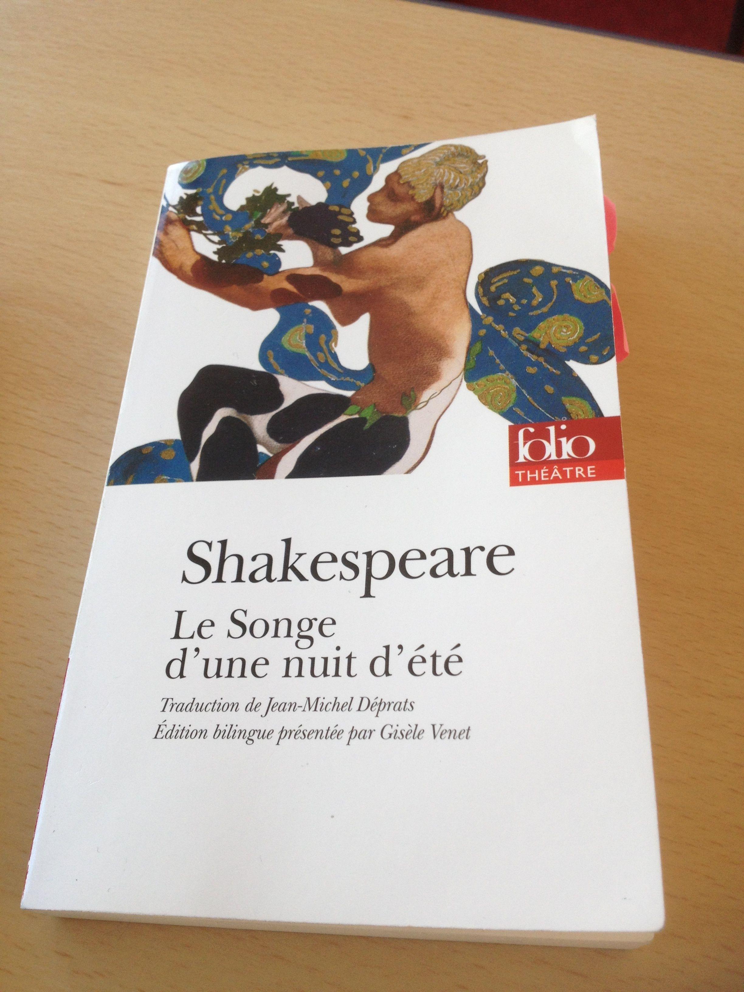 Magie, comique, tragédie, leçons de vie! Tout y est ! Du grand Shakespeare. Merci à Voltaire d'avoir ramené Shakespeare dans ses valises, après son exil en Angleterre ...