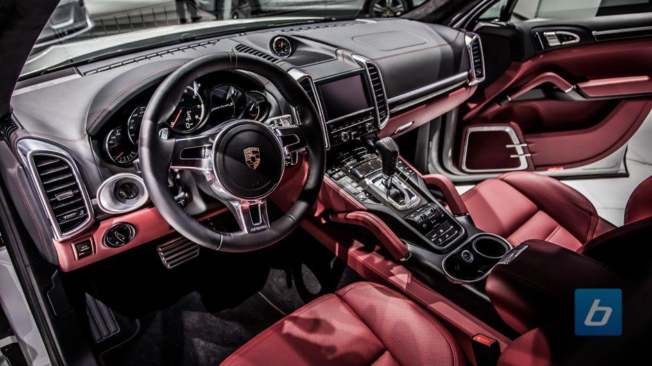 2014 porsche cayenne turbo s interior - 2014 Porsche Cayenne Turbo S Interior