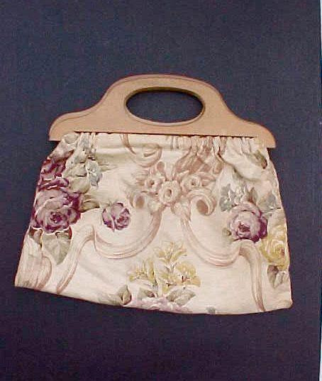 Vintage Knitting Bag : Vintage knitting bag my collection