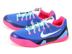 Nike Kobe 9 IX EM (GS) Hyper Pink/White