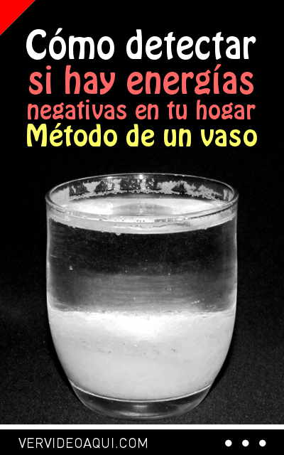 Como Detectar Si Hay Energias Negativas En Tu Hogar Metodo De Un