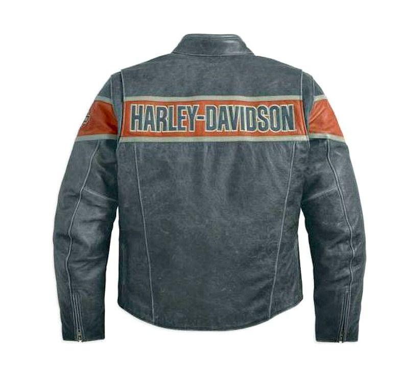 Harleydavidson mens victory lane riding jacket