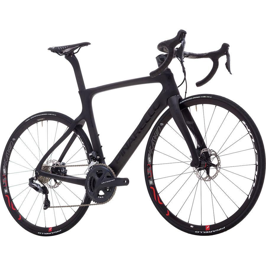 Pinarello Prince Disk Ultegra Di2 Complete Road Bike 719 Black