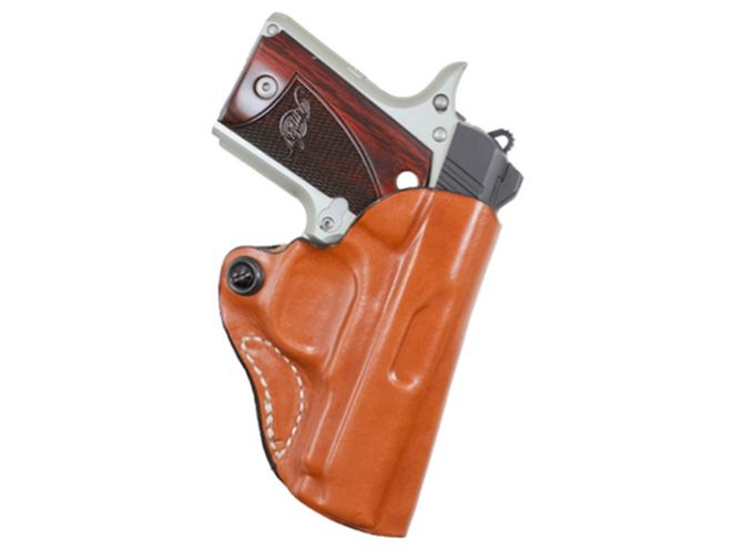 DeSantis has unveiled 11 holsters for the Kimber Micro Carry
