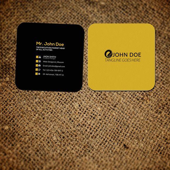 Small Social Card Template Business Card Logo Design Business Card Design Creative Photography Business Cards Template