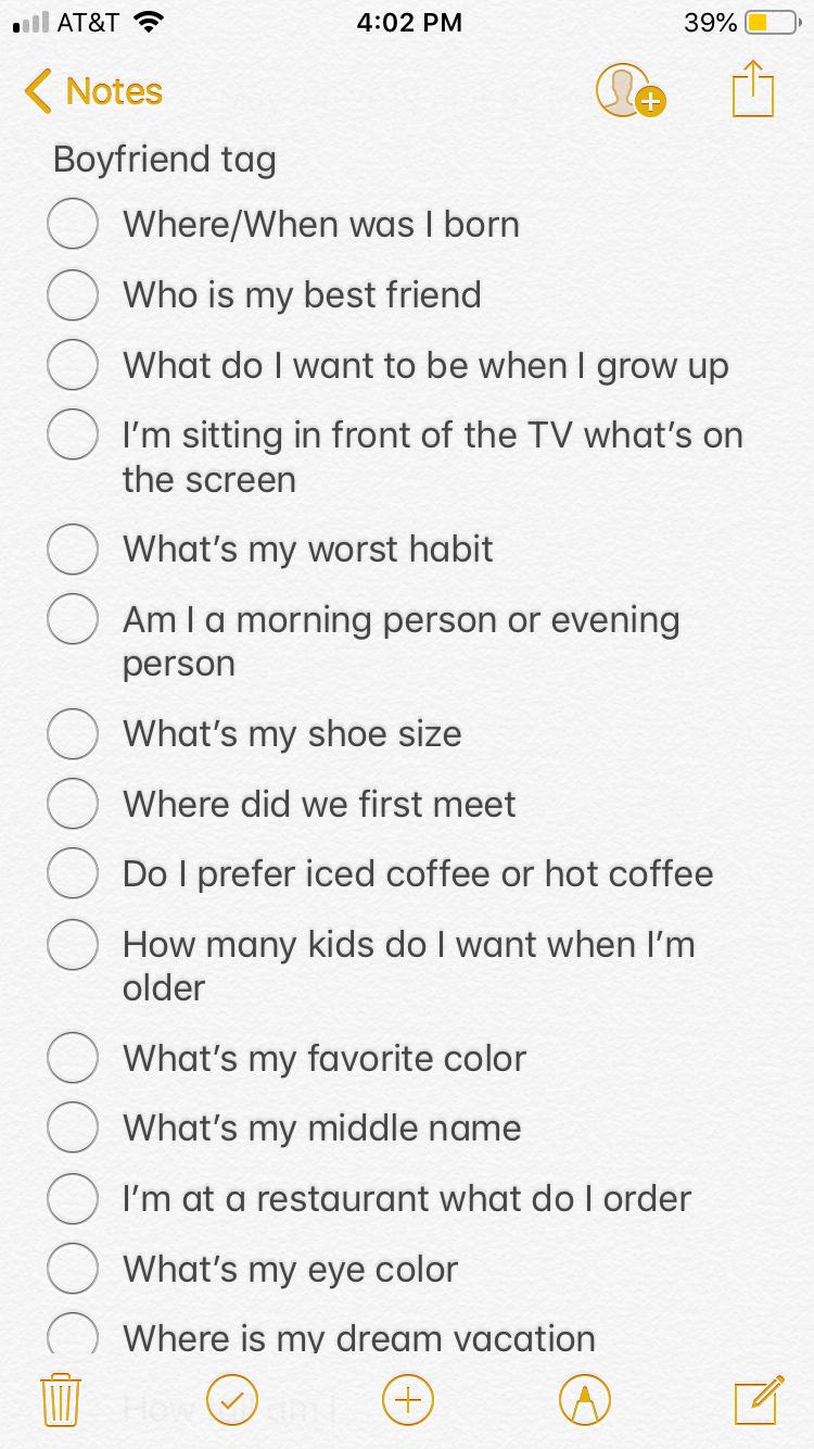 Boyfriend Tag Questions Girlfriend Tag Questions Instagram Quotes Instagram Quotes Captions