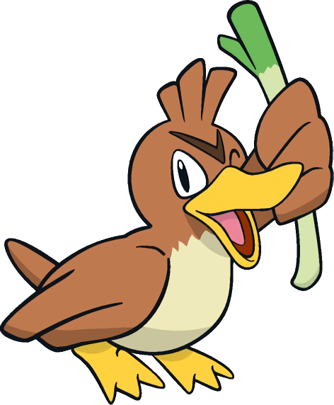 Pokemon Farfetch D User The Plausible Farfetch D Bulbapedia The