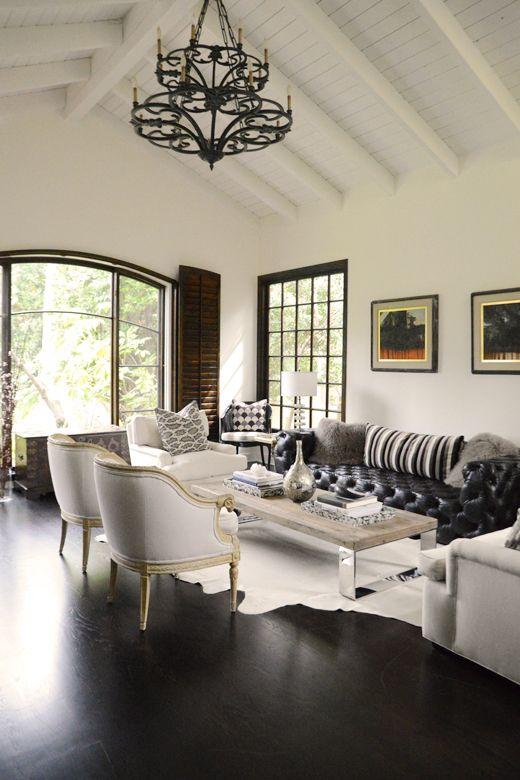 d l rhein modern hacienda encino living room grey cream and rh pinterest com