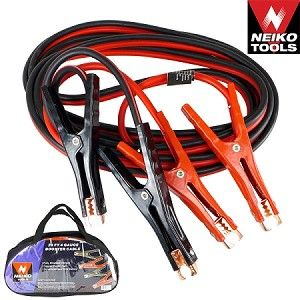 20ft 4 Gauge Booster Cable Body Repair Automotive Tools Automotive Tools
