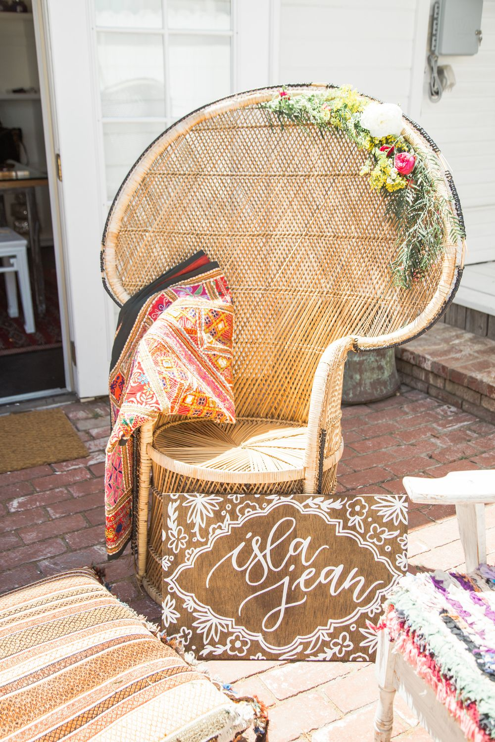 Wildflower Bohemian Baby Shower in 2018 | Baby shower ❤ | Pinterest ...