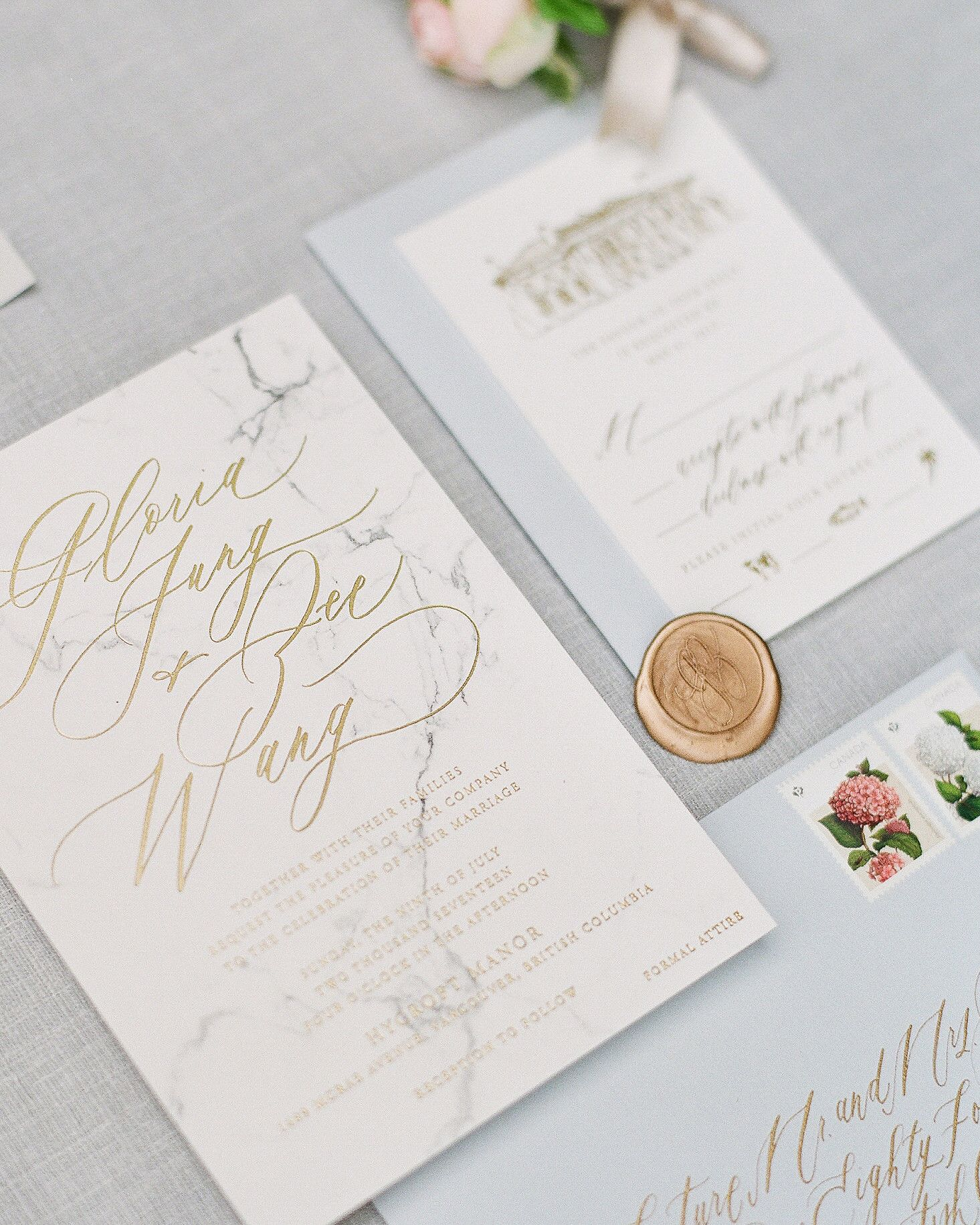 A Dreamy Wedding at a Romantic Mansion in Vancouver, British ...