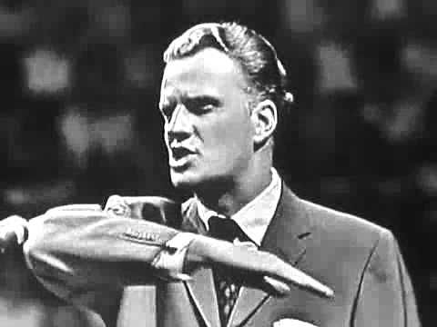 BILLY GRAHAM how to live the cristian 1x3 - YouTube