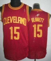 Cleveland Cavaliers 15 Anthony Bennett Red Revolution 30 NBA Jerseys  Wholesale Cheap 5cec7dddc
