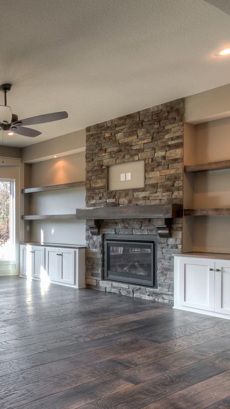 Built In Fireplace Ideas