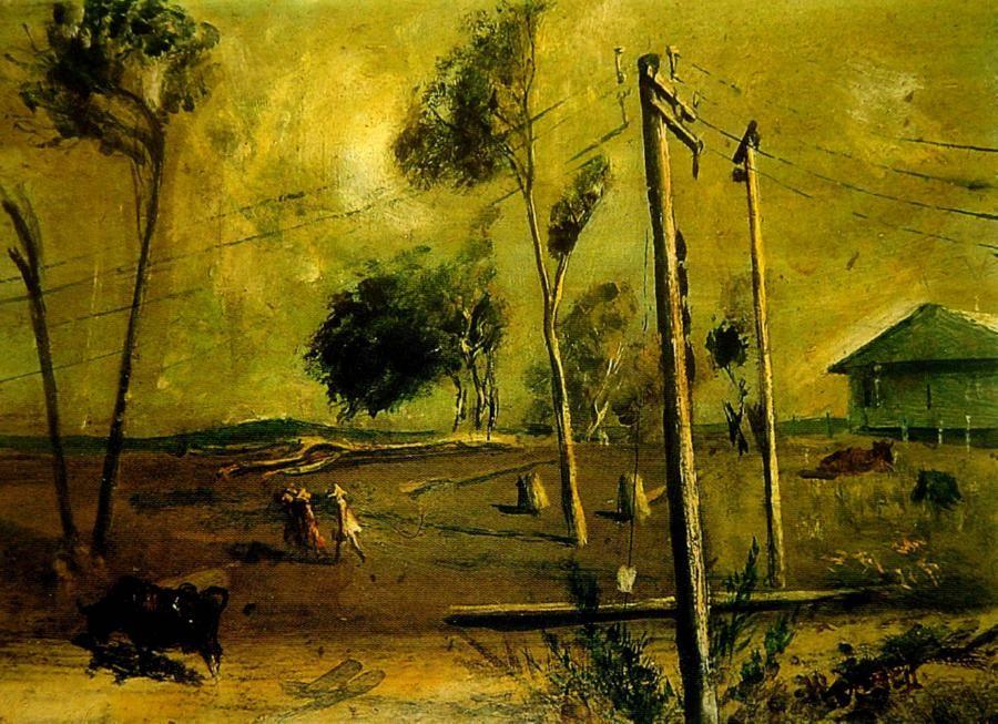 Paintings William Dobell Page 4 Australian Art