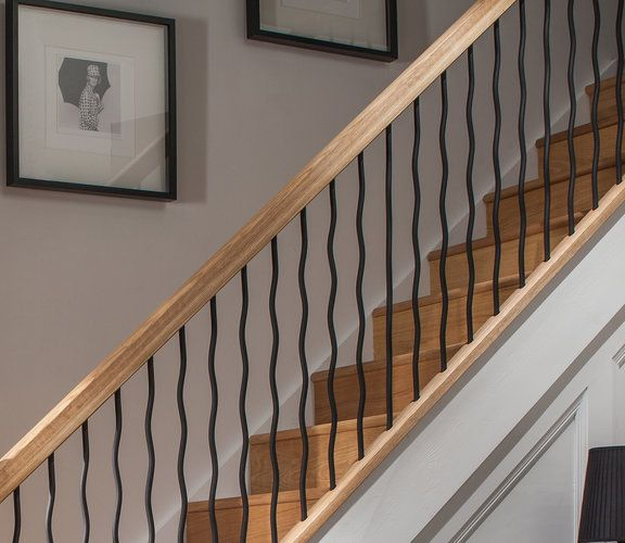 Best Image Result For Metal Spindles Wrought Iron Stairs 640 x 480