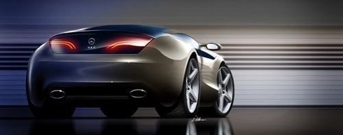 Mercedes Benz Slc Designed By Hussein Al Attar