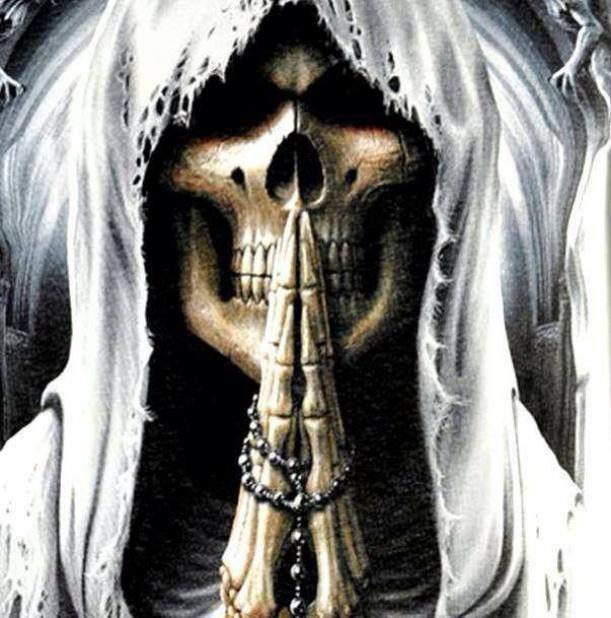Santa Muerte Santa Muerte In 2019 Santa Muerte Skull Art Angel