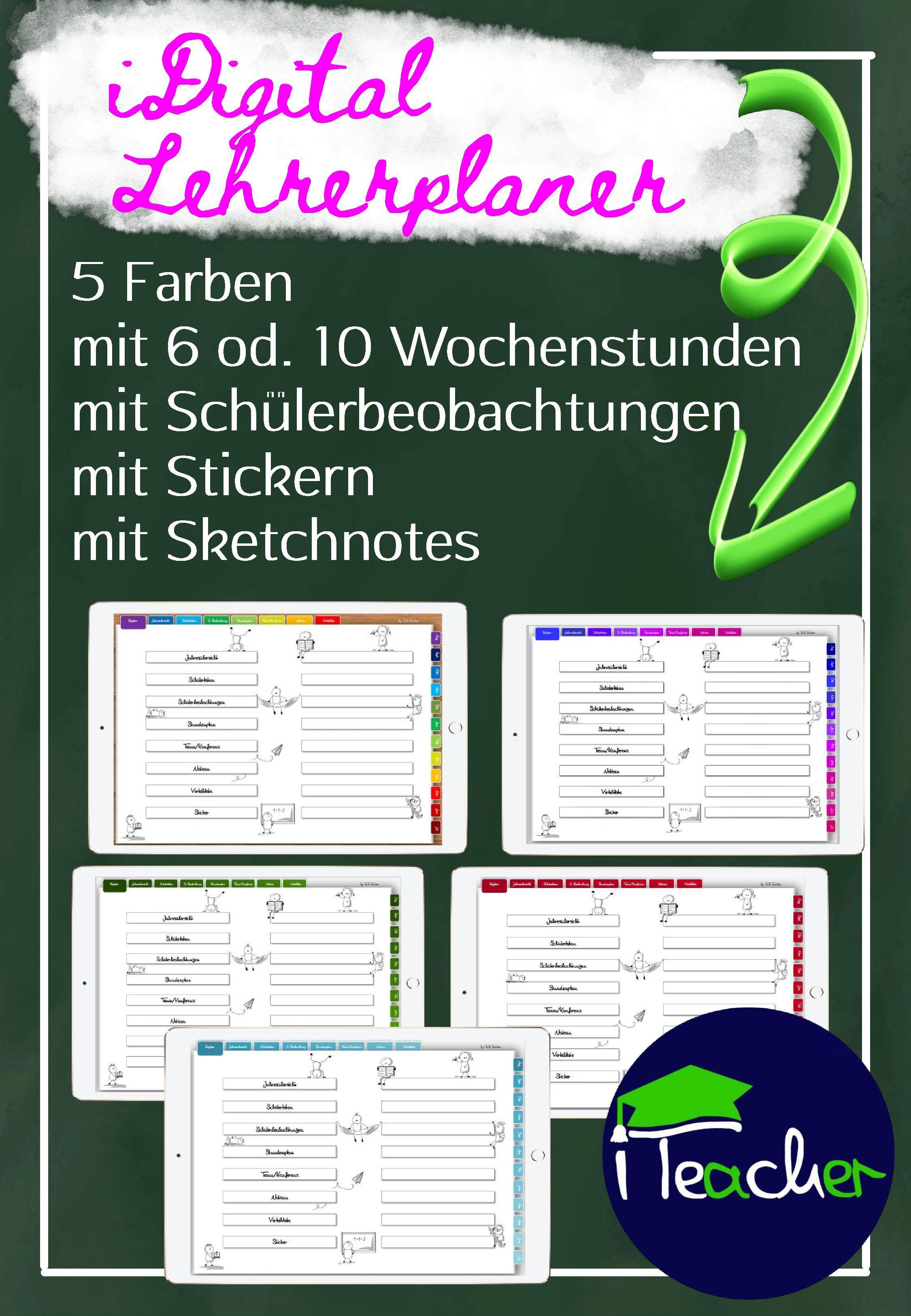 20 Digital planen Ideen   lehrer planer, lehrer, schule