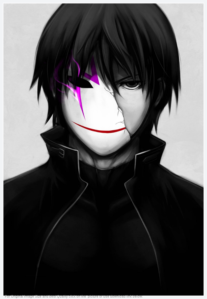 Darker Than Black. Character Hei. Fan Artist Sukoburo